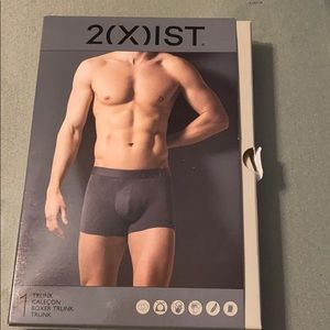 New in box 2xist boxer trunk